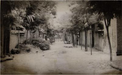 冀鲁豫边区三专署政民医院创建地单县王小庄杨庄村