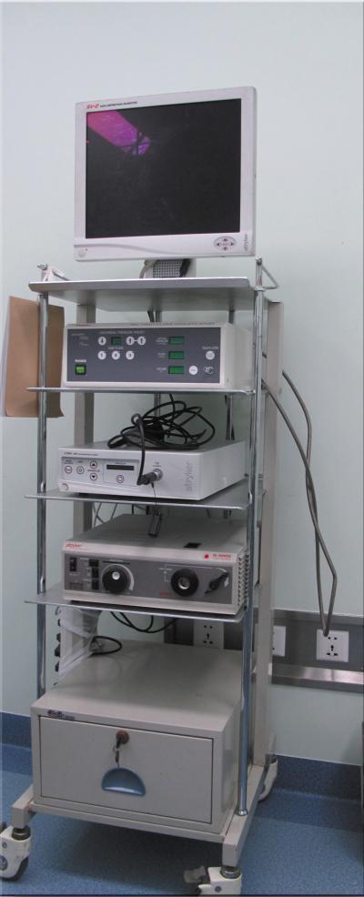 电子腹腔镜摄像系统