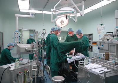 百级手术室内手术