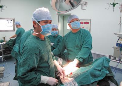 胸腔镜手术