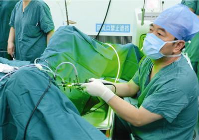绿激光前列腺气化术