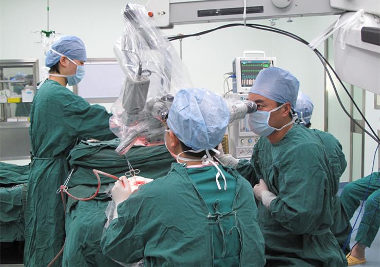 缺血性脑血管病颅内外血管重建术