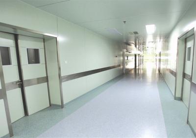 手术室区域一角