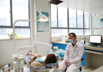 与患者沟通交流