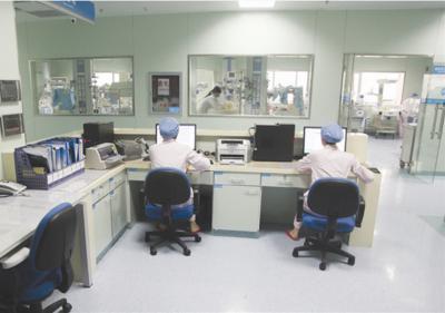 新生儿重症监护室