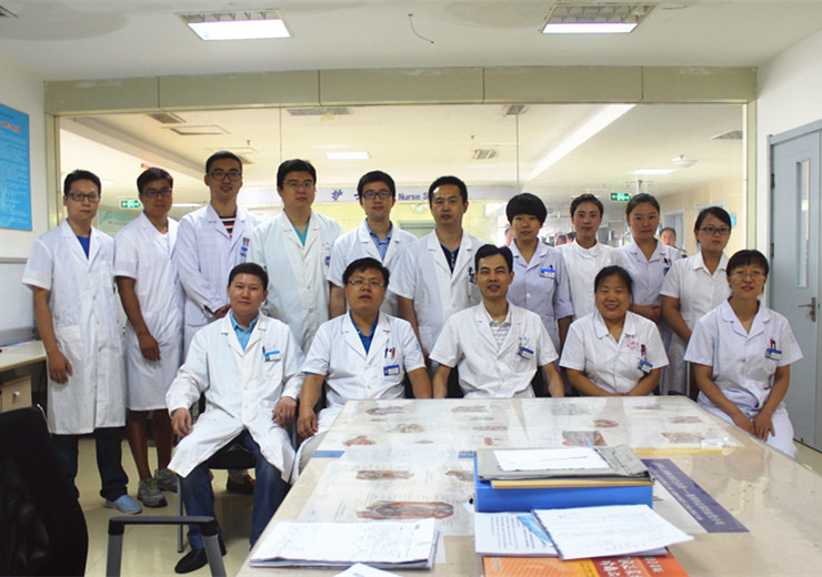 泌尿外科医护团队