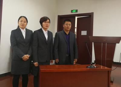 我院荣获菏泽市基本药物合理使用知识技能竞赛团体一等奖